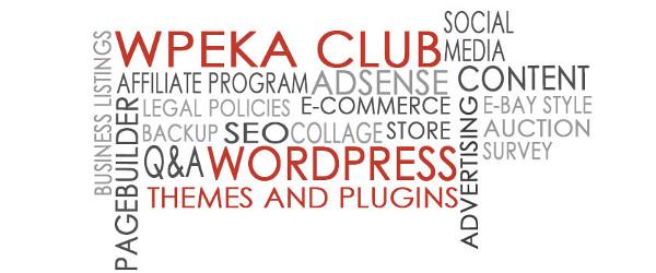 WPEka Club - Home to Premium WordPress Themes and Plugins