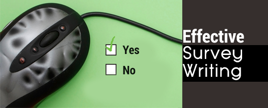 Effective Survey Writing Tips
